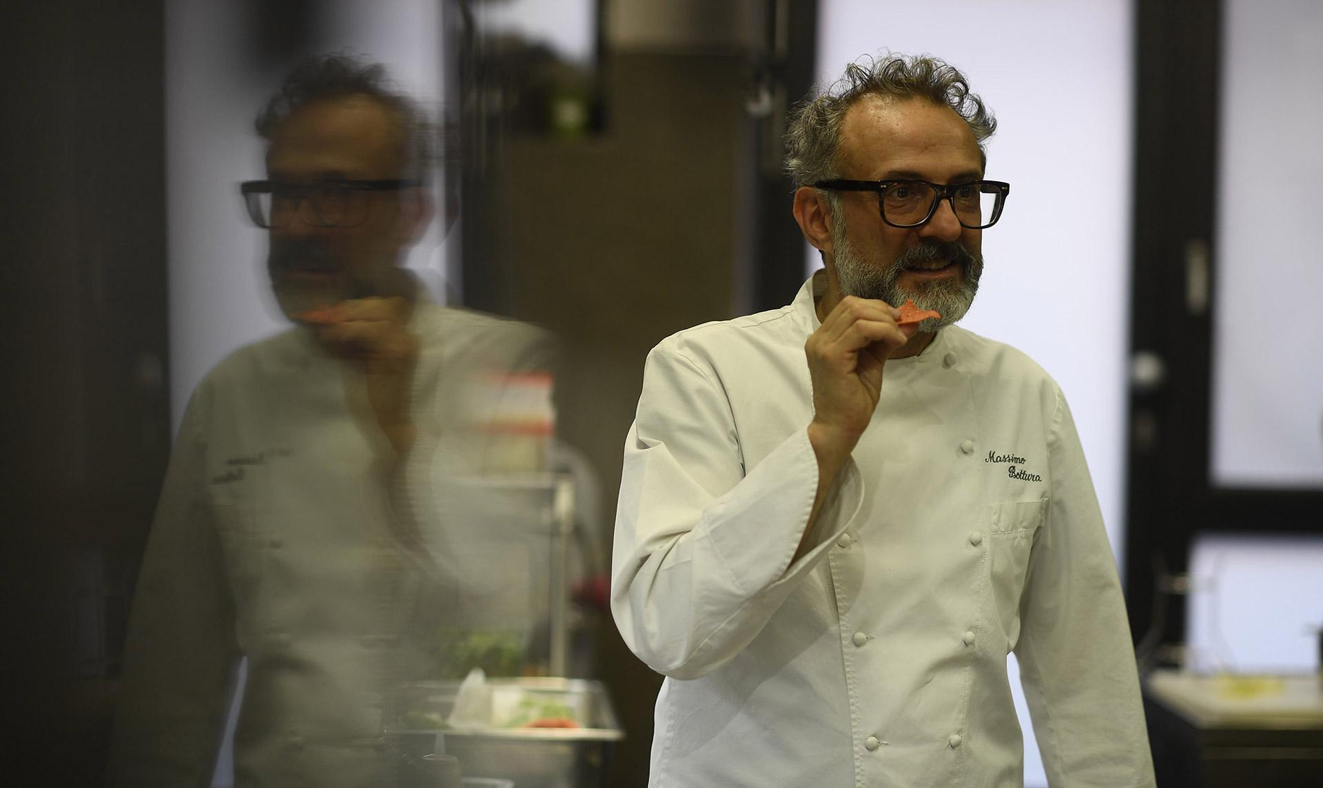 Osteria Francescana - Massimo Bottura - Modena, Italy